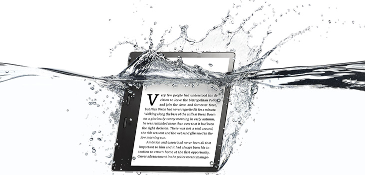 Kindle Oasis Review