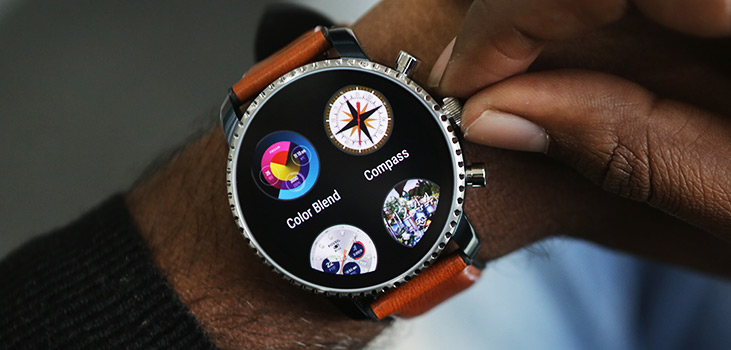 Fossil Q Explorist HR Smartwatch