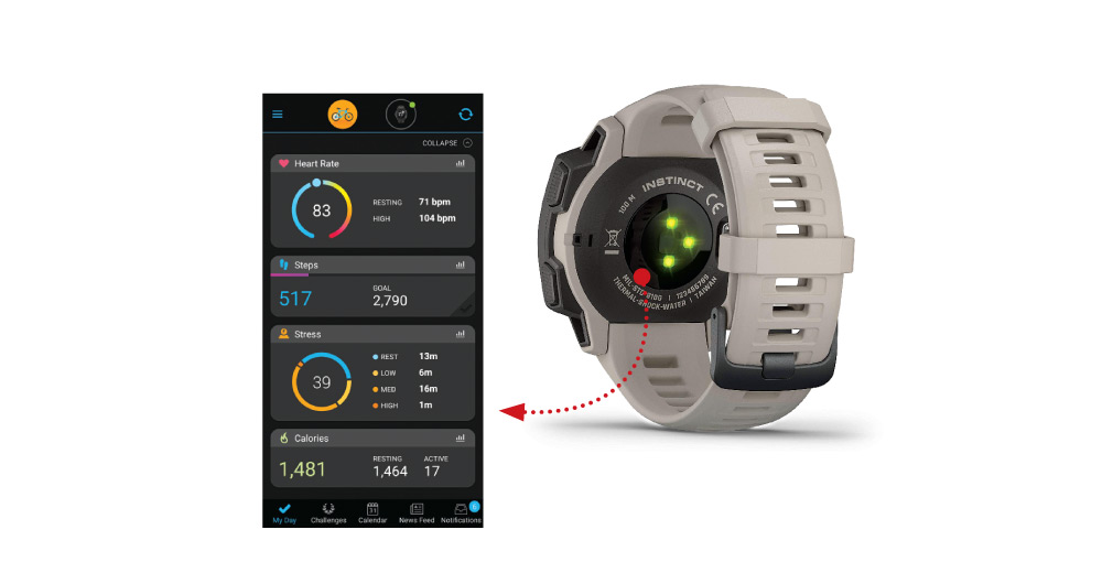 Garmin Instinct Smartwatch Review