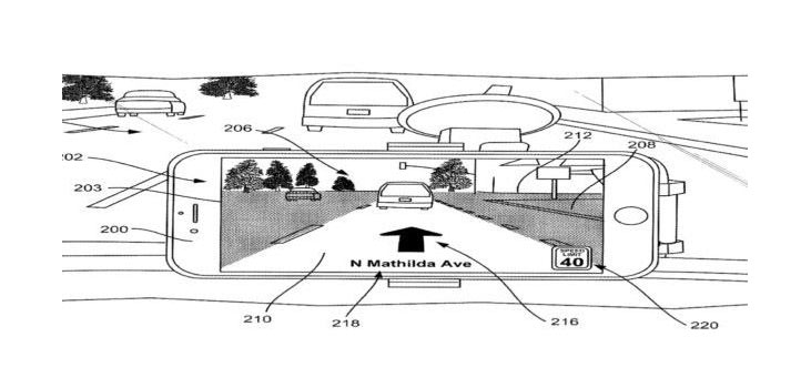 Apple Maps's new AR-based patent could crush Google Maps