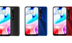 Redmi 8 cover