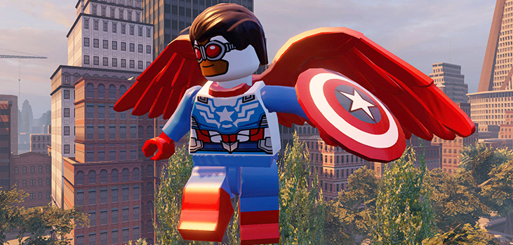 Lego Marvels Avengers Review