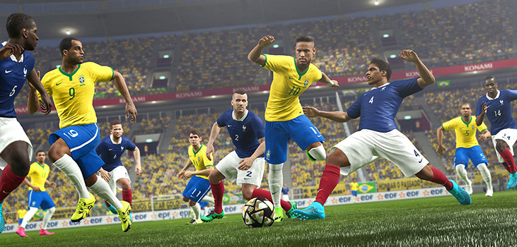 Konami Pes 2016 Review