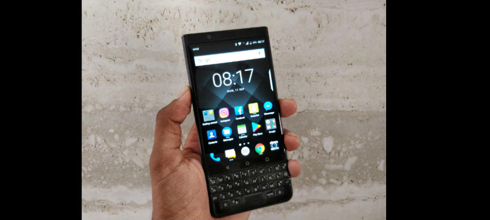 blackberry keyone new