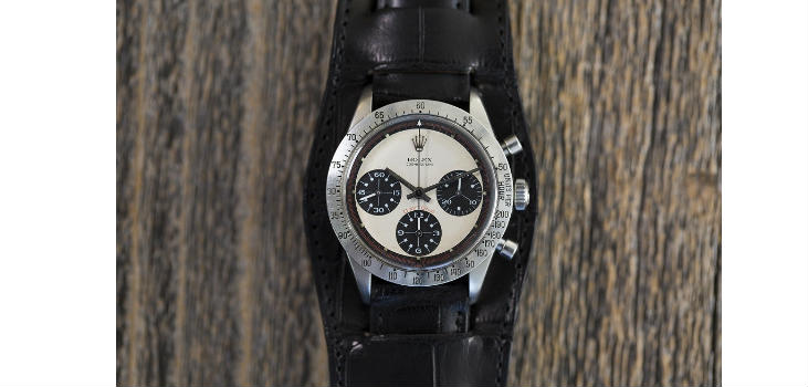 Paul Newman S Rolex Daytona Sold For A Record 17 7 Mn Xitetech