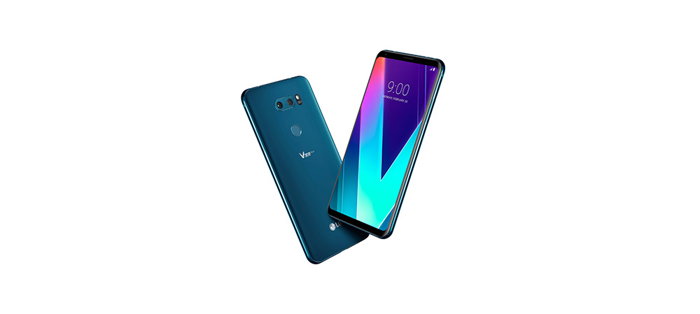 ccb68beffc3 MWC 2018  LG V30S ThinQ launched with more RAM
