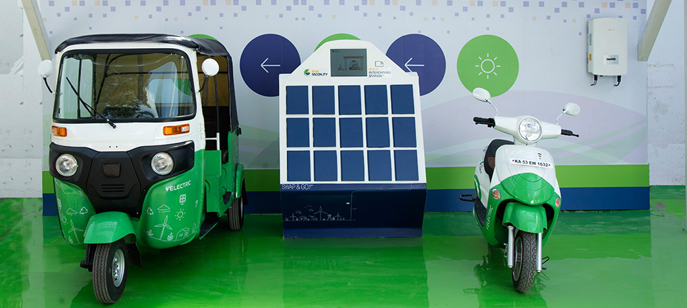 SUN Mobility launches smart solution for two, three wheelers - XiteTech