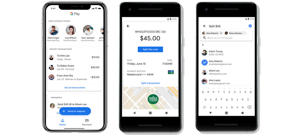Now send or request money right from Google Pay app - XiteTech