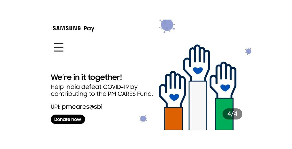 samsung-pay-pm-cares-fund